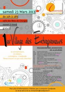 1er Village des Entrepreneurs Coodyssee
