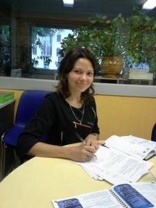 Aurélie OPITZ, formatrice en langues étrangères