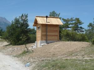 Toilettes seches Hautes-alpes