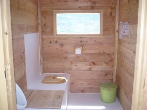Toilettes seches ecologiques