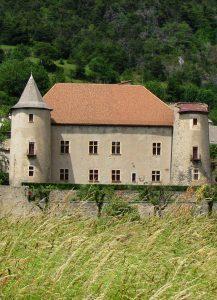 Chateau de Montmaur