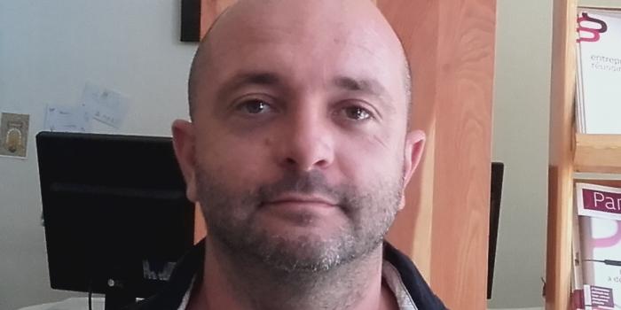 Laurent Cavaleiro, agent de maintenance multiservices, rejoint Coodyssée !