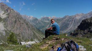 Accompagnateur en montagne Hautes-Alpes - Laurent Gaudaire