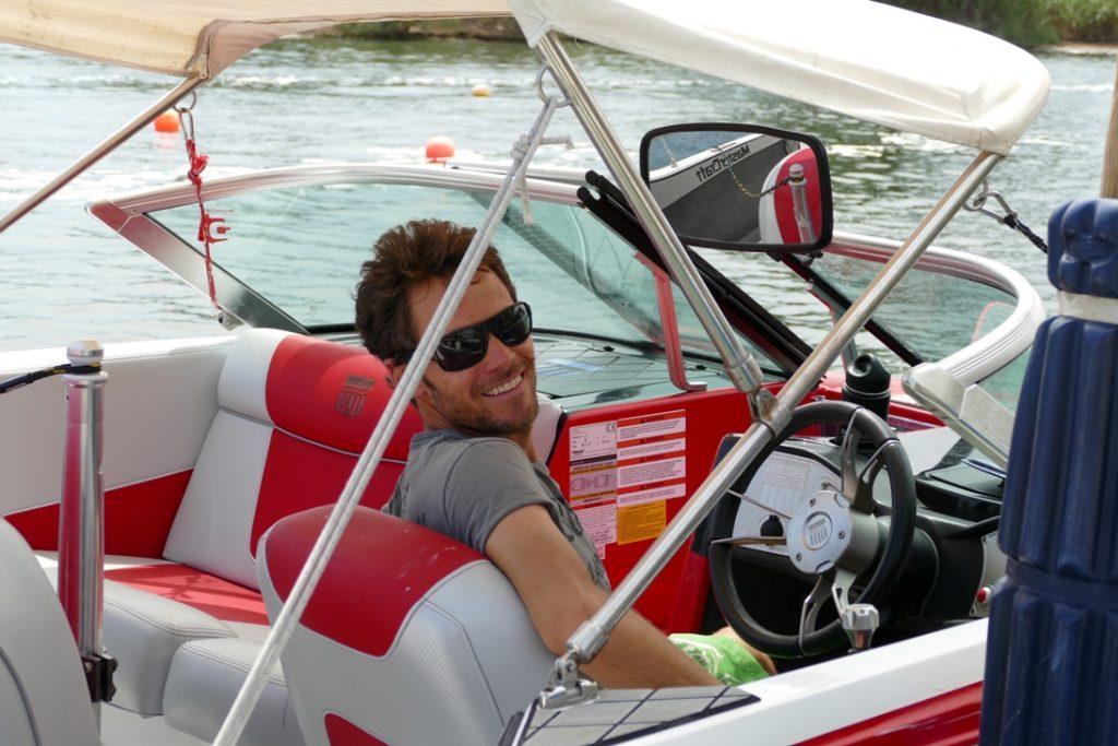 Baptiste FAU Régisseur Evénementiel et moniteur/formateur en Ski Nautique et Wake board