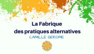 Logo la fabrique des pratiques alternatives