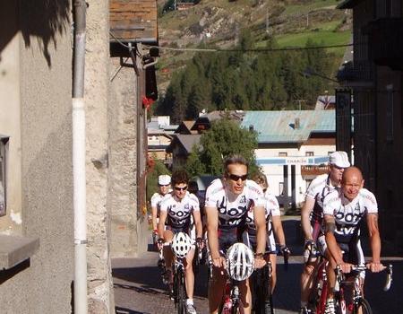 Un mois d'Août vélo pour Solange !