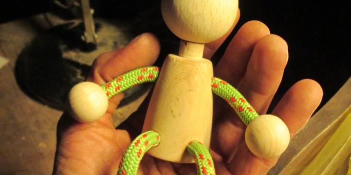 Des jouets… en bois !