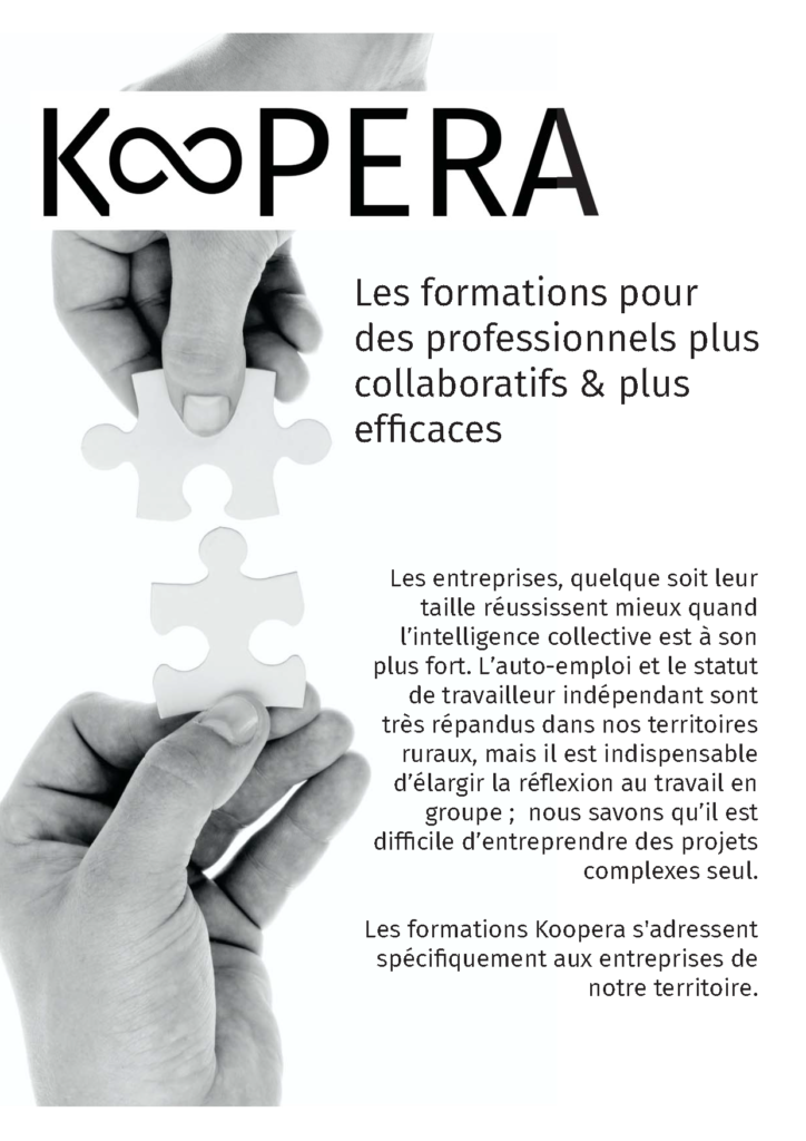 Koopera - Formation coopération