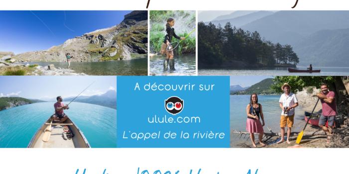 Financez un livre de pêche 100% Hautes-Alpes !