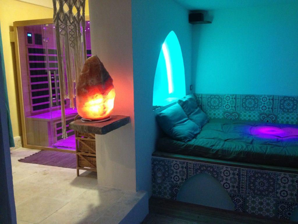Sauna infrarouge à Serres