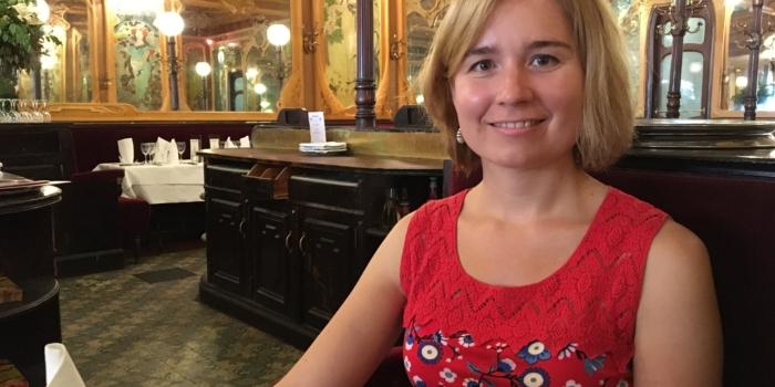Hélène Girard, Belles Langues, rejoint Coodyssée